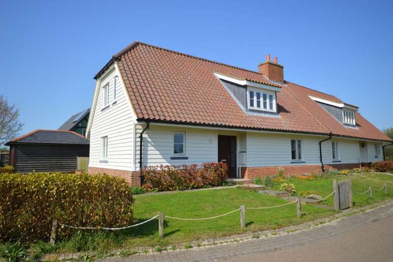 4 Bedrooms Semi Detached House for rent in New Creek Road, Faversham, ME13