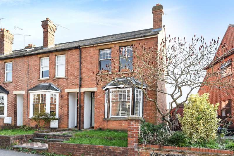 2 Bedrooms End Of Terrace House for sale in Langborough Road, Wokingham, RG40