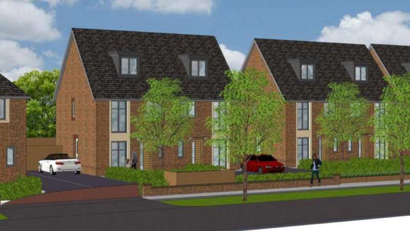 4 Bedrooms Semi Detached House for sale in The Ryecroft Development, Cheadle Hulme
