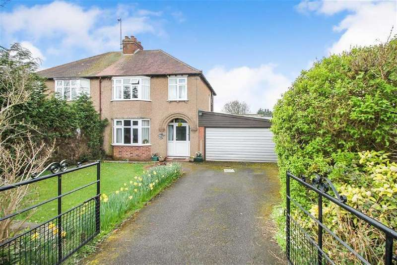 3 Bedrooms Semi Detached House for sale in Sandpits Road, Ludlow