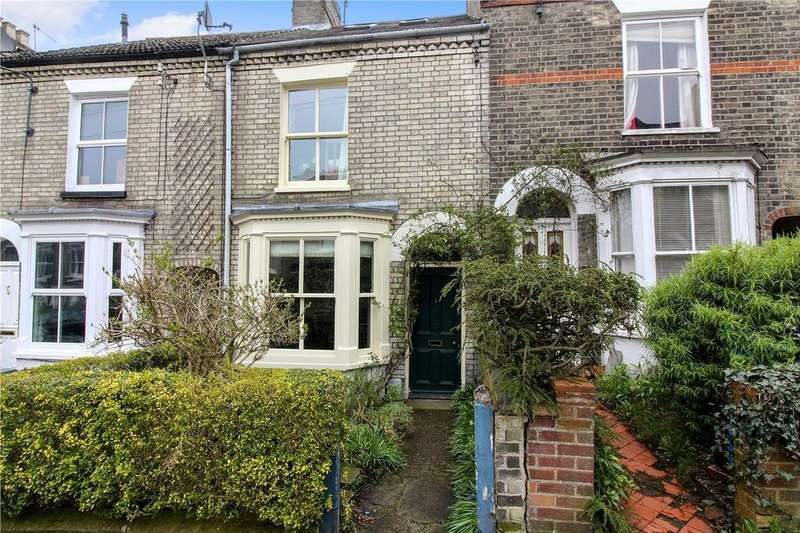 3 Bedrooms Terraced House for sale in Caernarvon Road, Norwich, NR2