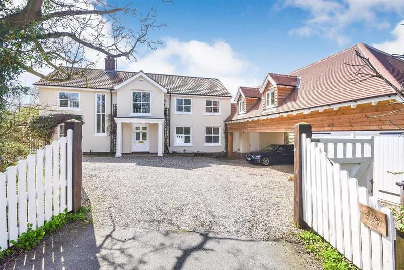 5 Bedrooms Detached House for sale in Kelvedon Road, Little Braxted