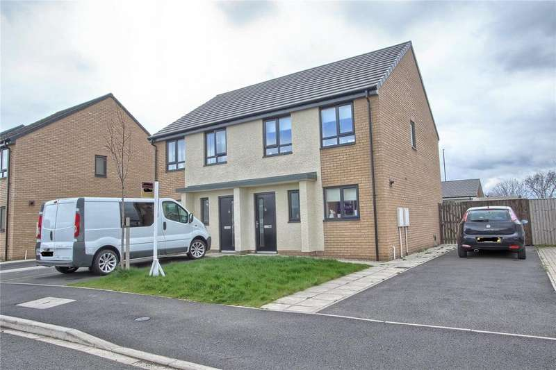 3 Bedrooms Semi Detached House for sale in Oxendale Road, Redcar