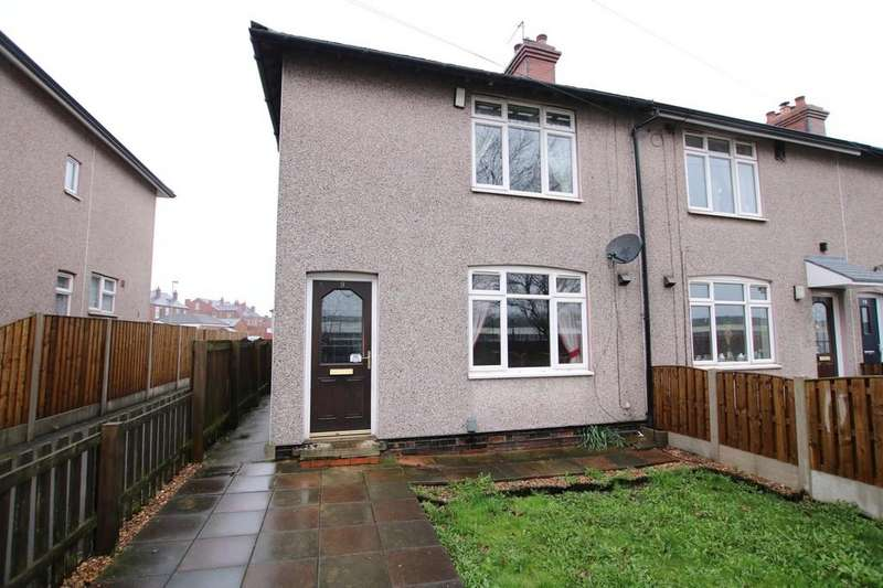 2 Bedrooms End Of Terrace House for sale in Birch Street, Belle Vue