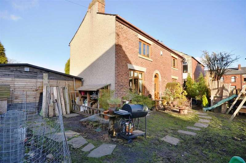 3 Bedrooms Cottage House for sale in Baxters Row, Hindley Green
