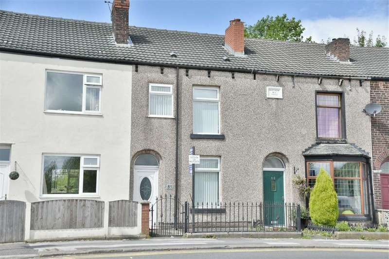 3 Bedrooms Terraced House for sale in Bolton Road, Westhoughton