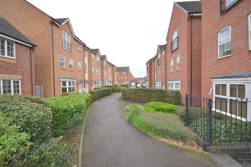 1 Bedroom Flat for sale in Archers Walk, Trent Vale, Stoke-On-Trent