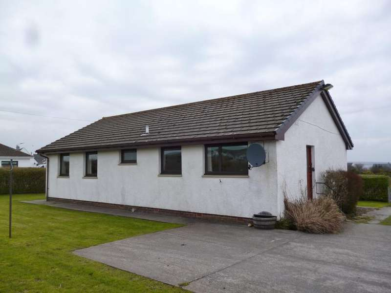 3 Bedrooms Detached Bungalow for sale in Cardhu, Birch Drive, Bowmore, ISLE OF ISLAY, PA43 7JA