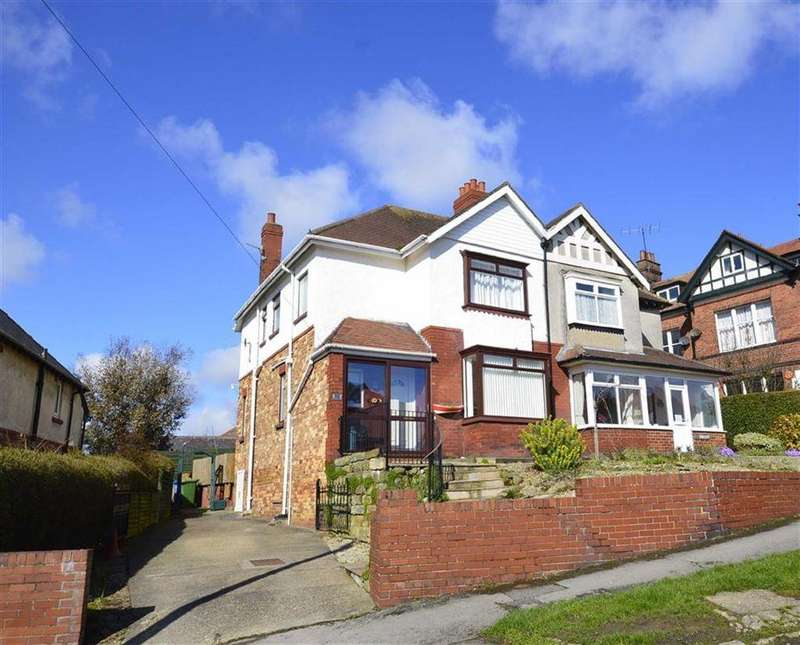 3 Bedrooms Semi Detached House for sale in Mount Park Road, Scarborough