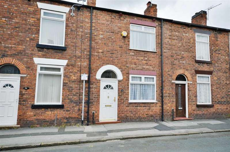 2 Bedrooms Terraced House for sale in Henrietta Street, Leigh