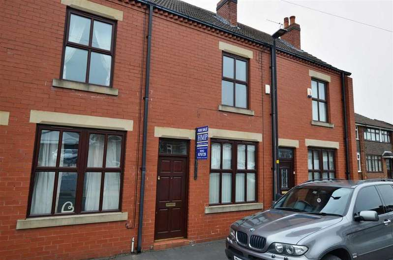 2 Bedrooms Terraced House for sale in Hesketh Street, Leigh