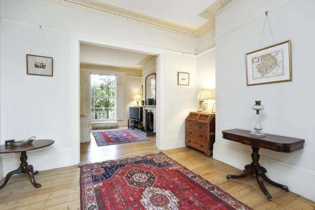 4 Bedrooms Semi Detached House for sale in Rochester Road, Camden, London, NW1