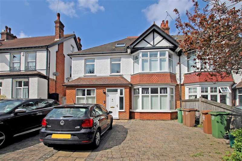 2 Bedrooms Flat for sale in Mulgrave Road, South Sutton, Surrey