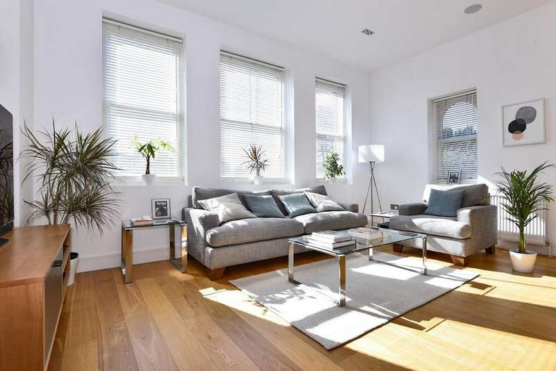 3 Bedrooms Flat for sale in Wilton Crescent, Wimbledon