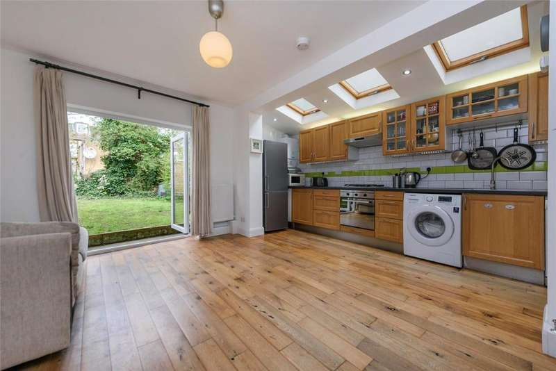 2 Bedrooms Flat for sale in Nightingale Road, London, NW10