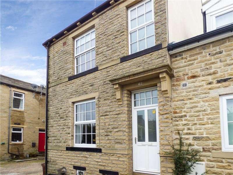 3 Bedrooms Unique Property for sale in Ley Fleaks Road, Bradford, West Yorkshire