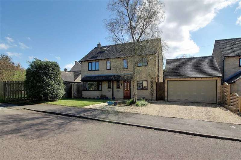 6 Bedrooms Detached House for sale in Farmcote Close, Eastcombe, Gloucestershire