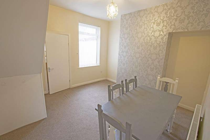 3 Bedrooms Terraced House for sale in Harford Street, Middlesbrough TS1