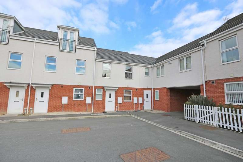 3 Bedrooms Terraced House for sale in Conyers Way, Middlesbrough TS3