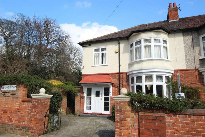 3 Bedrooms Semi Detached House for sale in Cleveland Avenue, Darlington