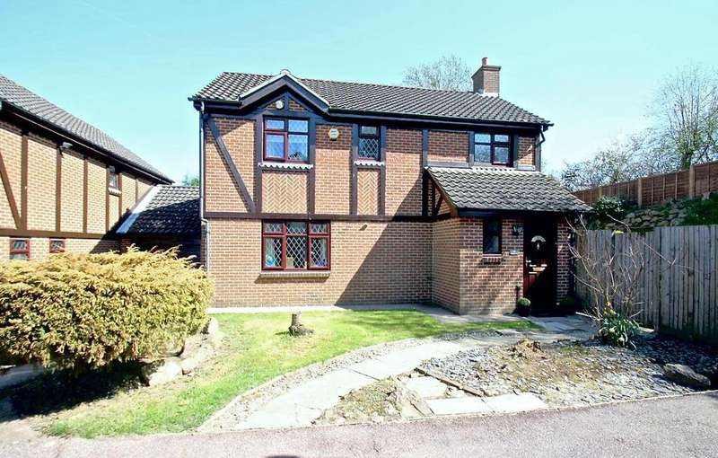 4 Bedrooms Detached House for sale in Kings Acre, Downswood, Maidstone