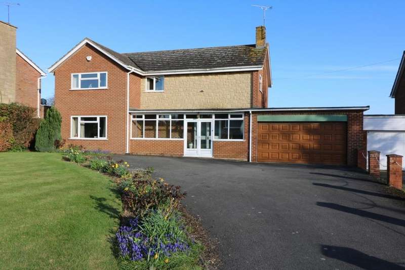 4 Bedrooms Detached House for sale in Pensham Hill, Pershore WR10