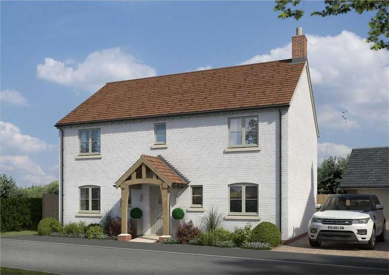 4 Bedrooms Detached House for sale in Oaklands Holt, WEOBLEY, Weobley Hereford, Herefordshire