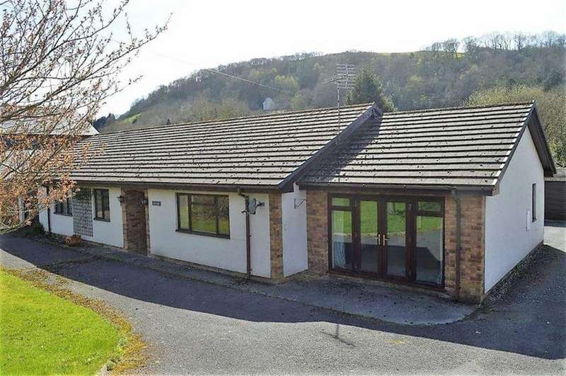 3 Bedrooms Detached Bungalow for sale in Arlary, Llandre, Aberystwyth, SY24