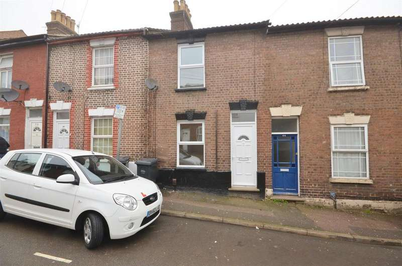 3 Bedrooms Terraced House for sale in Dumfries Street, Central Luton