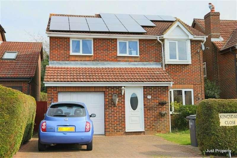 5 Bedrooms Detached House for sale in Kingsdale Close, St Leonards On Sea