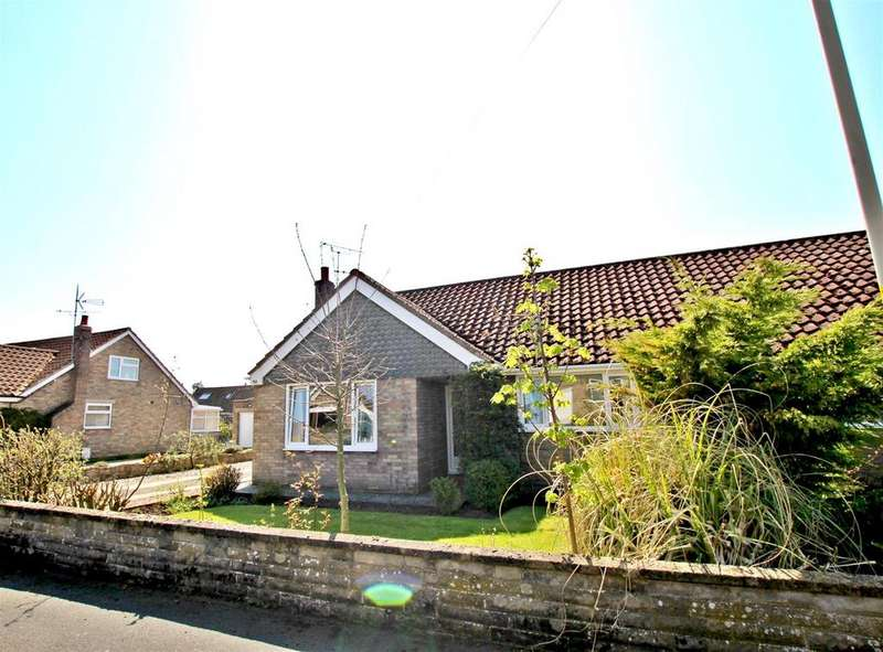 3 Bedrooms Semi Detached Bungalow for sale in 50 Farmanby Close, Thornton-Le-Dale, YO18 7TE