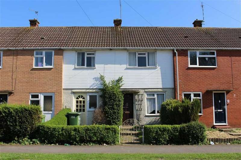 3 Bedrooms Terraced House for sale in Buckley Road, Leamington Spa, CV32