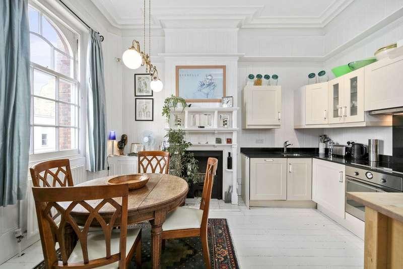 2 Bedrooms Flat for sale in Ebury Street, Belgravia
