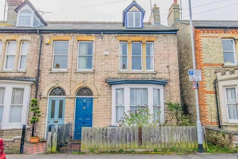 4 Bedrooms End Of Terrace House for sale in Hartington Grove, Cambridge