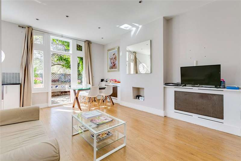 2 Bedrooms Flat for sale in Parsons Green, Parsons Green, London