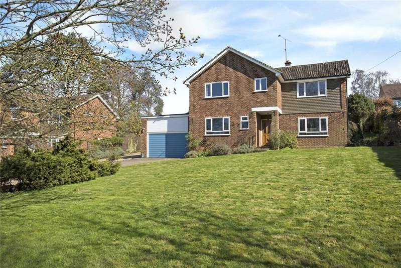 4 Bedrooms Detached House for sale in Kings Road, Berkhamsted, Hertfordshire, HP4