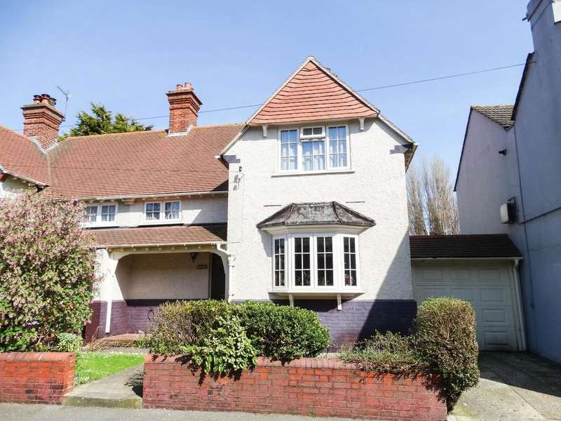 3 Bedrooms Semi Detached House for sale in Steyne Street, Bognor Regis