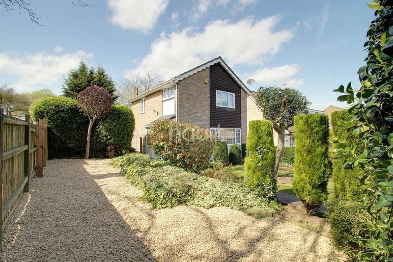 3 Bedrooms Detached House for sale in Woodhall Close, Leicester
