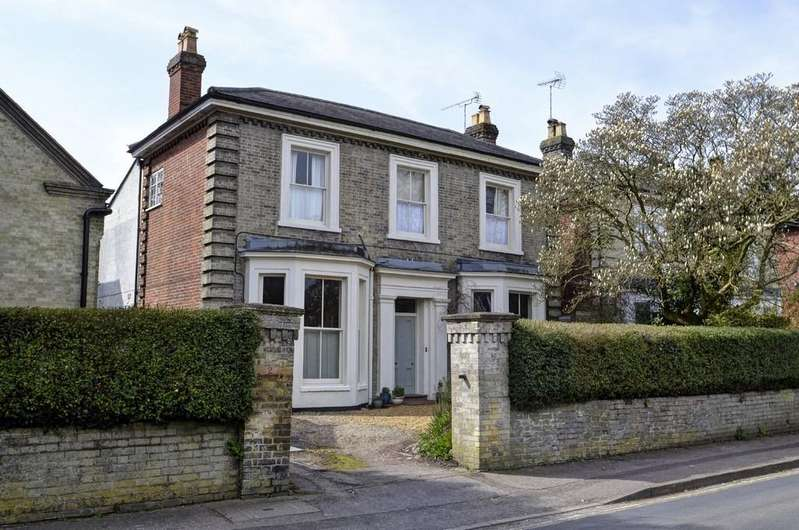 5 Bedrooms Detached House for sale in Off Newmarket Road, Norwich
