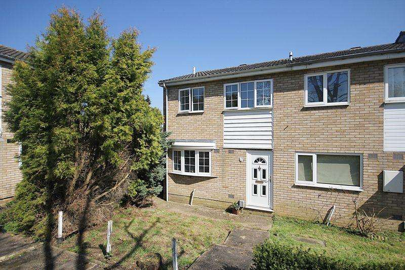 2 Bedrooms End Of Terrace House for sale in Finch Walk, Flitwick