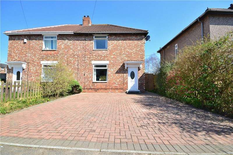 3 Bedrooms Semi Detached House for sale in Hury Road, Norton, Stockton-On-Tees