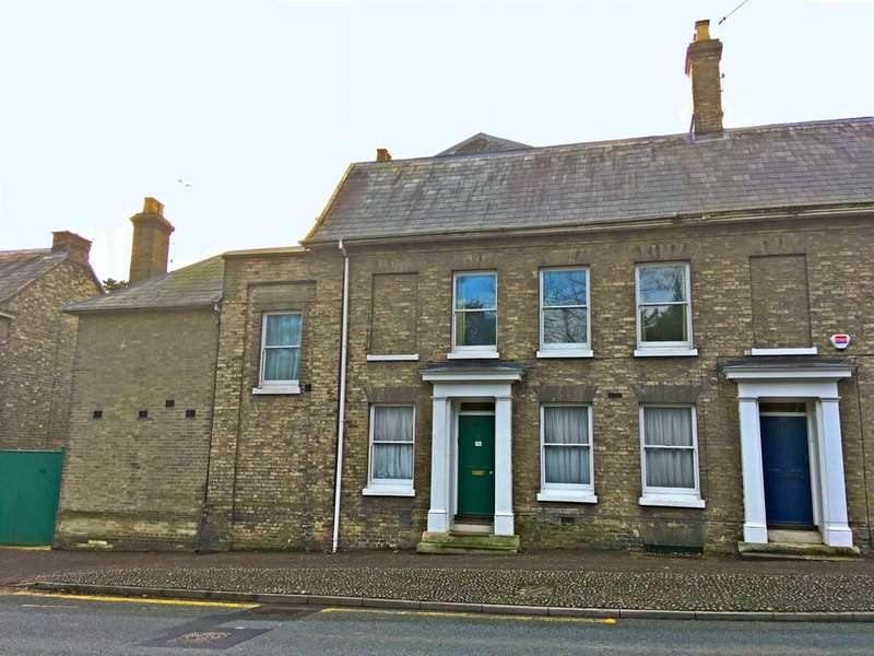 4 Bedrooms Semi Detached House for sale in Bracondale, Norwich, Norfolk