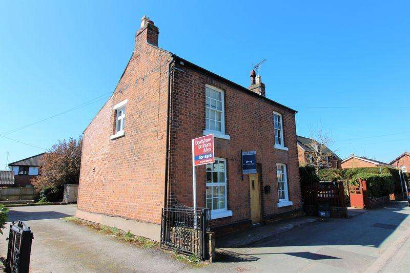 3 Bedrooms Detached House for sale in Whitchurch Road, Great Boughton, Chester