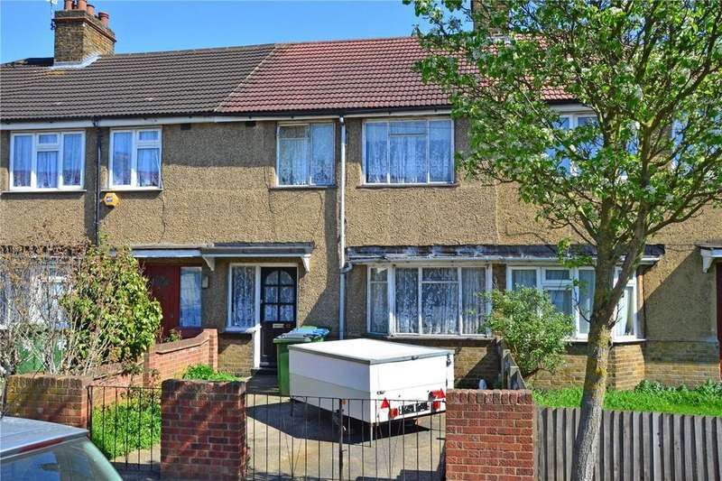 3 Bedrooms Terraced House for sale in Grenada Road, Charlton, London, SE7
