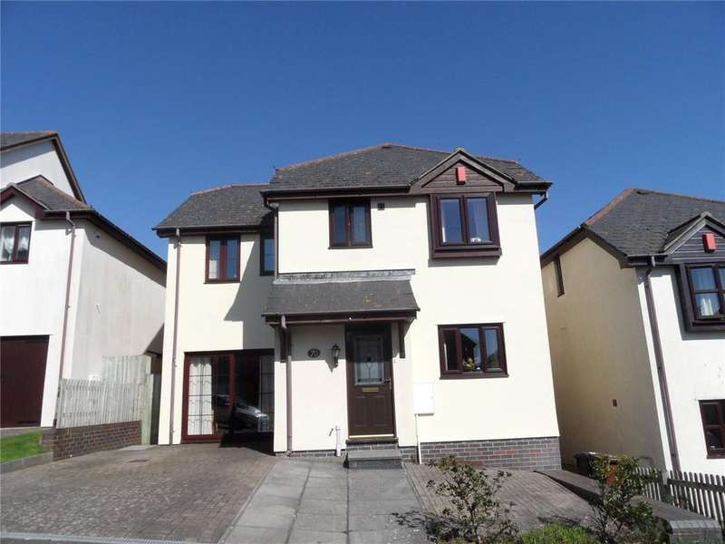 4 Bedrooms Detached House for sale in Seymour Drive, Dartmouth, TQ6