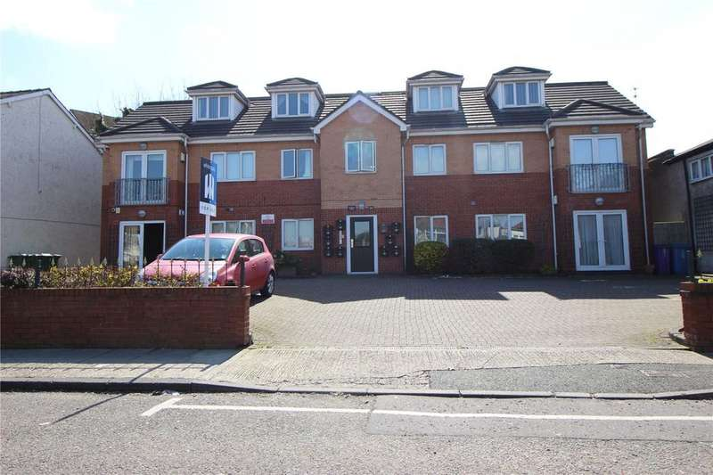 2 Bedrooms Apartment Flat for sale in Eaton Road, West Derby, Liverpool, Merseyside, L12
