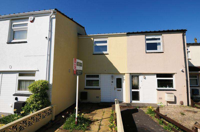 2 Bedrooms Terraced House for sale in Quickthorn Close, Whitchurch, Bristol, BS14