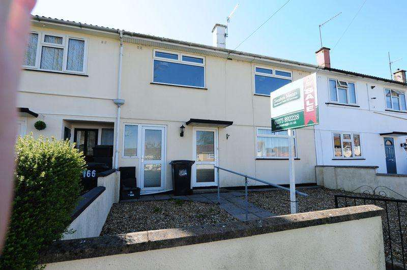 3 Bedrooms Terraced House for sale in Fulford Road, Hartcliffe, Bristol, BS13