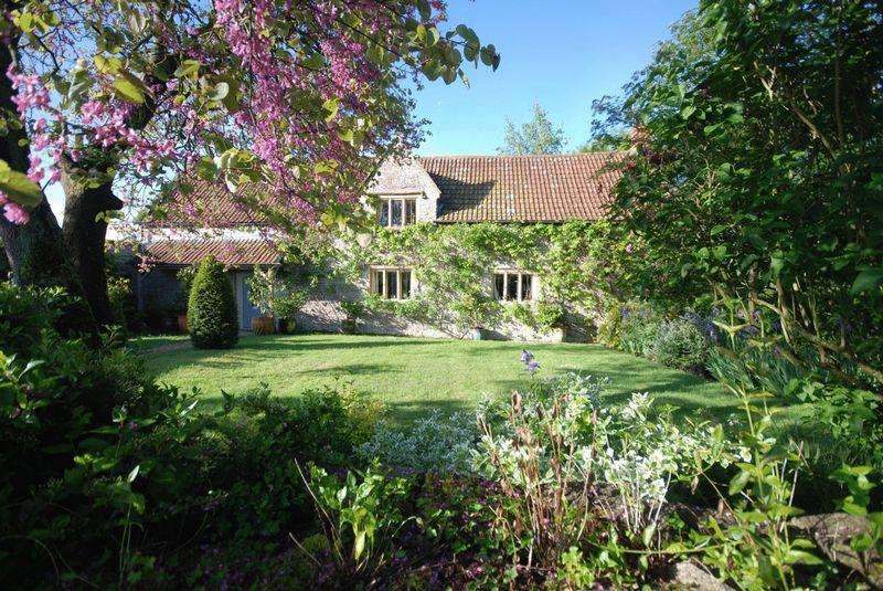 4 Bedrooms Detached House for sale in Southwood, Nr. Baltonsborough, Glastonbury