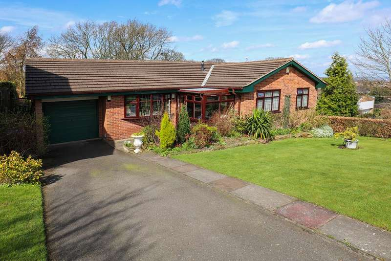 3 Bedrooms Detached Bungalow for sale in Alms Hill Crescent, Parkhead